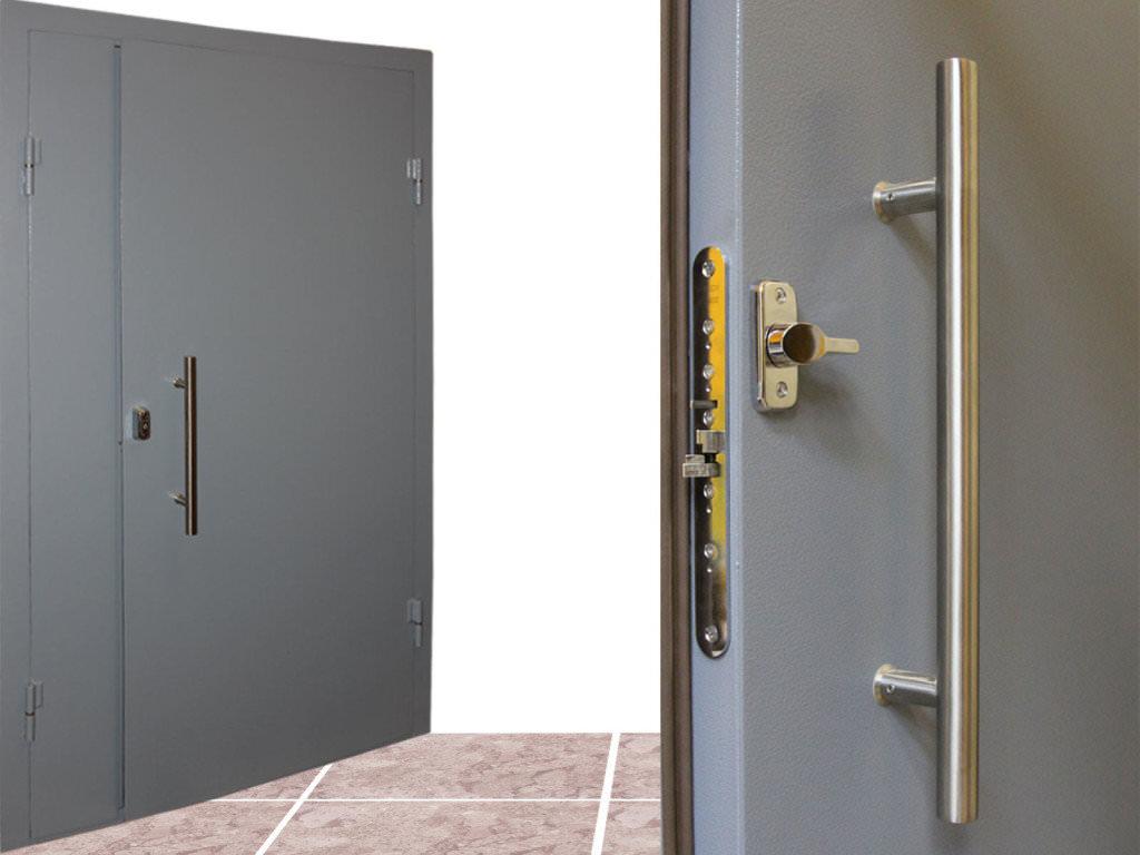 Бронированные двери (ГОСТы 31173-2003, 19904-74)